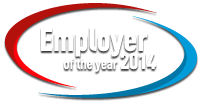 Logo Employer of the Year 2013